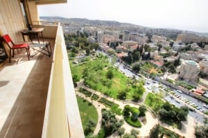 Leonardo hotel Jerusalem - apartment for sale