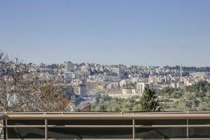 HATAYASIM street in KIryat Shmuel Jerusalem