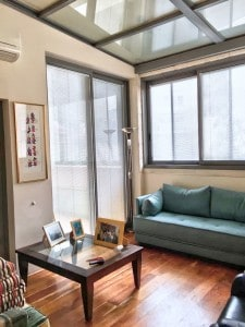 Old Katamon apartment for sale Jerusalem