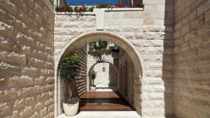 Villa - private house in old katamon Jerusalem