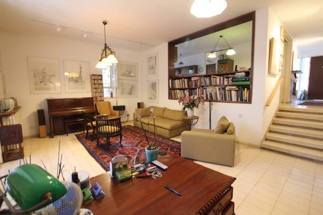 Jerusalem.Beit.Hakerem.garden.apartment.for.sale