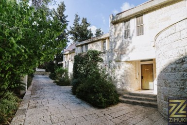 Property for sale in Beit Hakerem Jerusalem