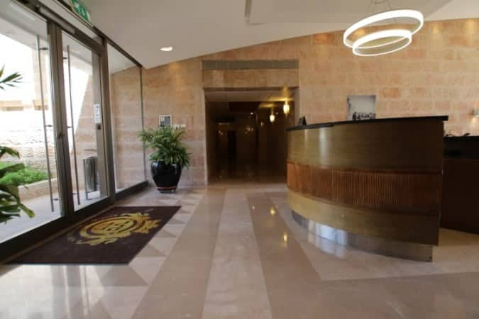 King David crown - luxury apartment in jerusalem