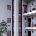Elazar Hamodai Jerusalem new building