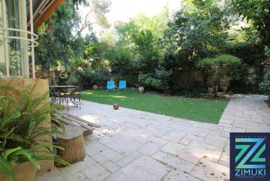 Garden apartment for sale in arab house - baka