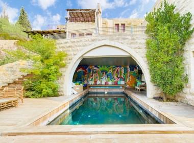 Ein Karem Villa for sake Jerusalem3