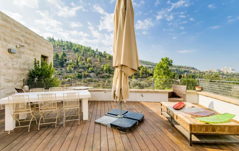 Ein Karem Villa for sale Jerusalem