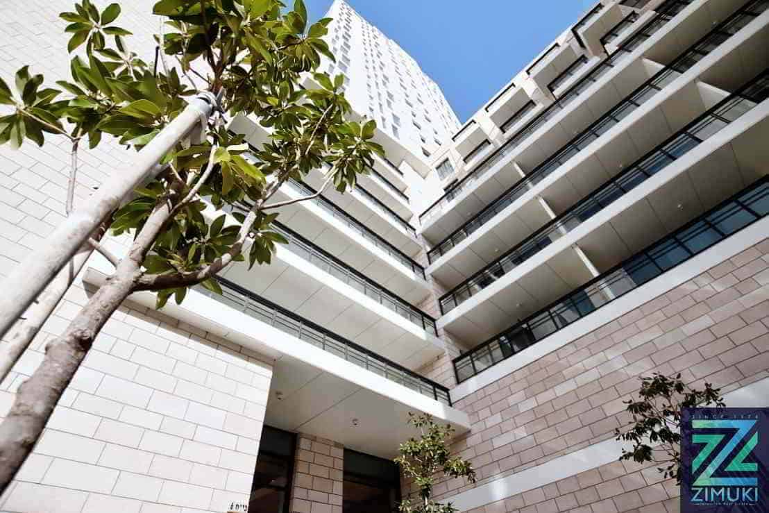 J Tower Jerusalem apartment re-sale