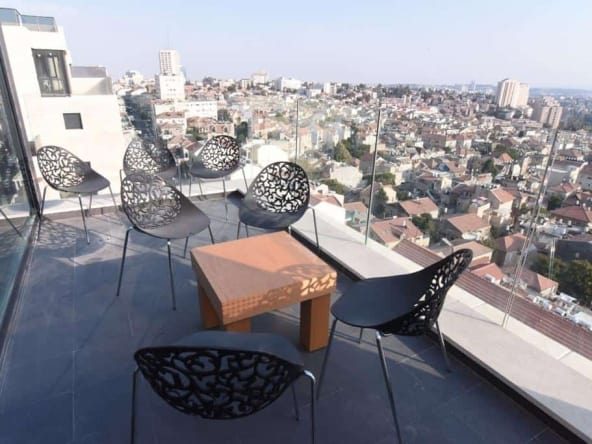 FOR SALE LUXURY PENTHOUSE 4 BEDROOMS.NACHLAOT.SHUK