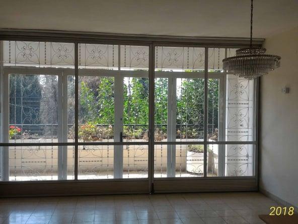 למכירה דירת 4 חדרים בבית הכרם