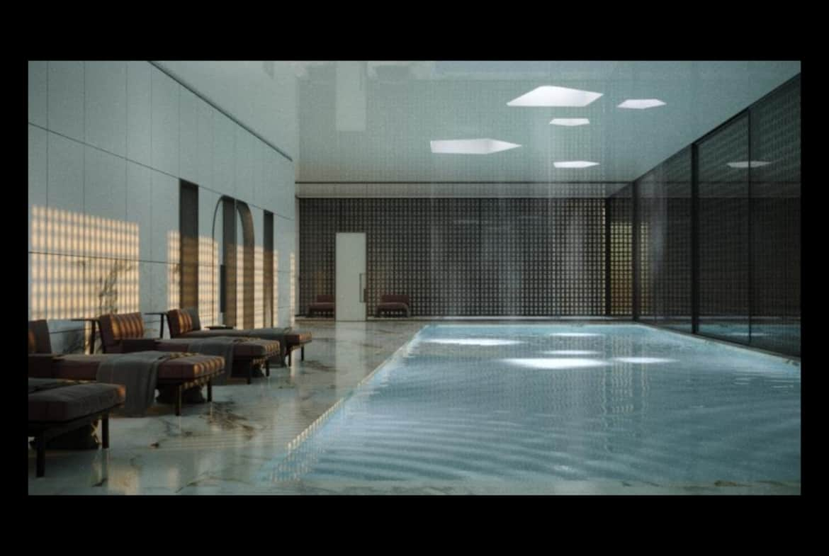 The Theater,  An upcoming luxurious residential project