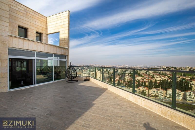 Hashofet.CHaim.Cohen.penthouse.for.sale